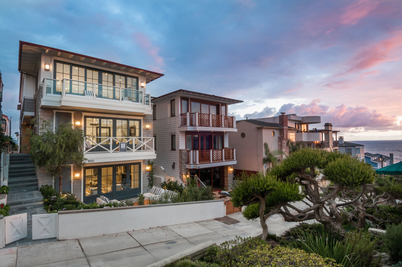 Matt Morris Development - Custom Luxury Homes - Manhattan Beach